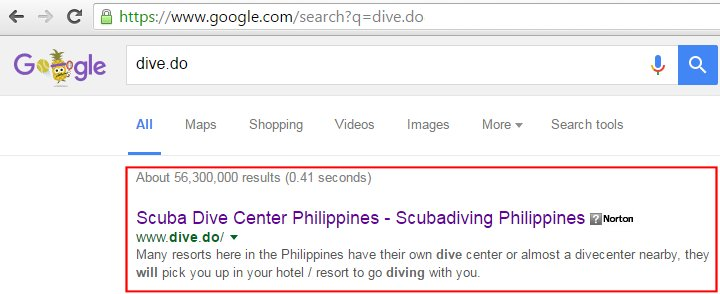 dive.do google